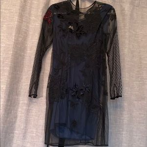 French Connection cocktail dress, Sz:10
